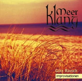"""Albumcover """"Meerklang"""", Götz Rausch"""