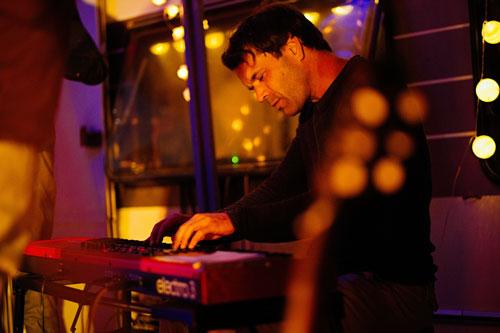 Dirk Flatau - Klavier